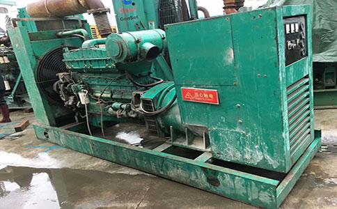 廣州發電機組回收公司